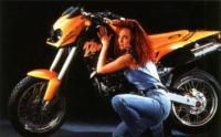 Шоссейный мотоцикл KTM Duke