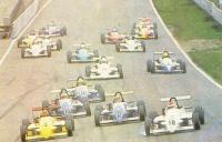 Соревнования Формулы 1