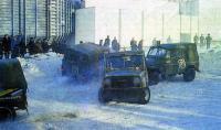 Соревнуются УАЗ-469