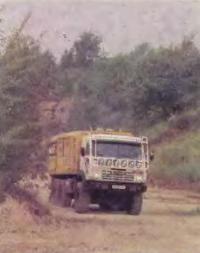 Спортивный супергрузовик