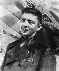 Станислав Кудинов в 1951 году