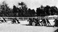 Трековые гонки в России 80 лет назад