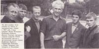 Тренировочный сбор 1965 года