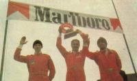 Трио призеров (слева направо) Козанков, Мезенцев, Белов