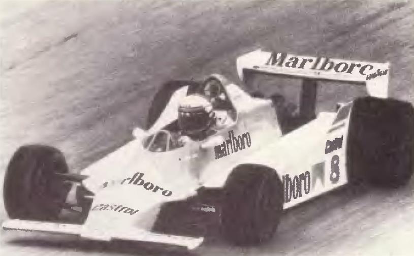 Участие в Формуле 3