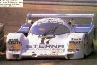 В 1984 году, выступая за рулем «Порше-956», Брун был четвертым в Ле-Мане и вторым в Монце