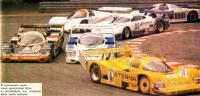 В чемпионате мира спорт-прототипов Брун и автомобили его команды были среди лидеров