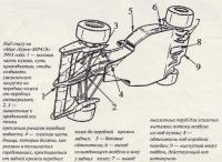 Вид снизу МакЛарен-МР4-8
