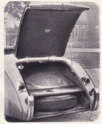 Вместительность багажника