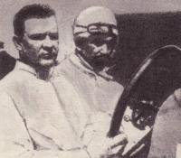 «Воксхолл» гонщика Овсянникова