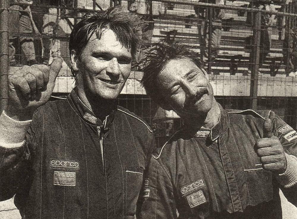 Яанус Лигур и Николай Тионс