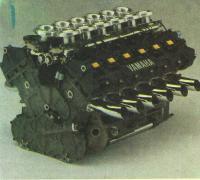 «Ямаха-ОХ99» — 3498 см3, 149 кг, более 600 лс