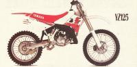 Ямаха-YZ125