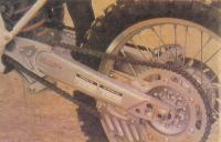 Заднее колесо Ямаха-YZ125