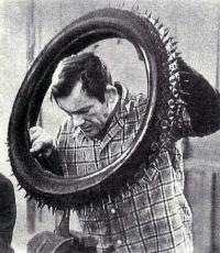 Зашиповка колес
