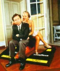 Жан Тодт с женой Доминик
