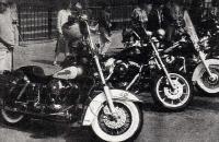 Знаменитые мотоциклы «харлеи»